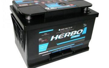 Baterias Herbo
