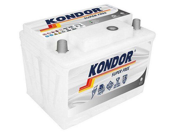 Baterias Kondor