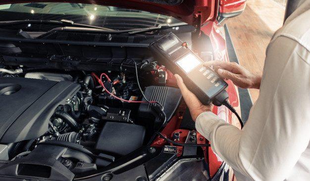 Como fazer Identifique uma bateria com defeito